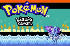 pokémon liquid crystal