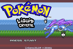 how to catch legendary pokemon in liquid crystal